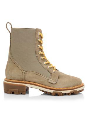 Combat Combat Boots Shiloh Shiloh Suede Suede Boots kTPXuZOi