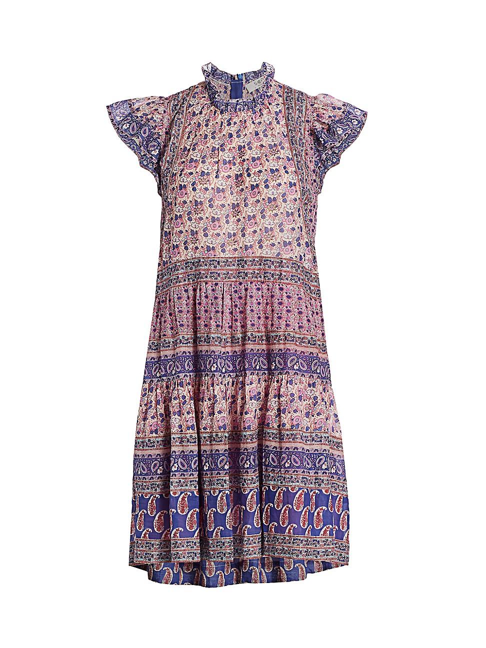 SEA WOMEN'S BIANCA BABYDOLL DRESS