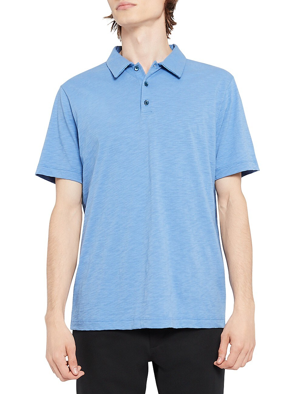 Theory MEN'S COSMO REGULAR-FIT POLO SHIRT