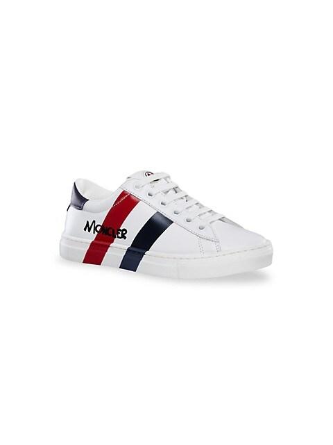 Kid's Mini Me Mathieu Striped Sneakers