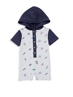 PPLOPO Boy//Girls Romper Bodysuit for Newborn Baby Onesies Beer and American Football Long Sleeve Romper Jumpsuit