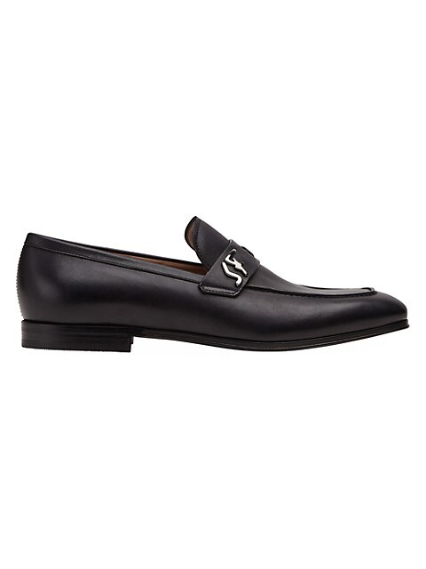 Riben Leather Loafers