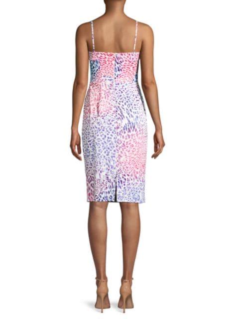 Black Halo Clover Jungle Dress | SaksFifthAvenue