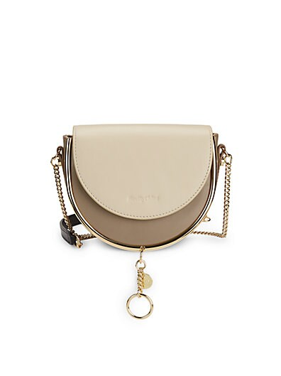 See by Chloé - Mara Evening Leather Crossbody Bag