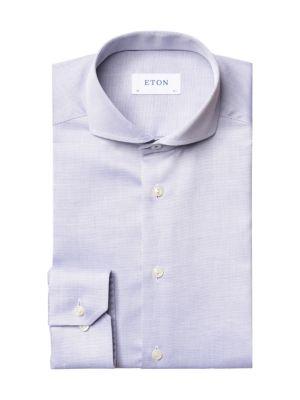 ETON Slim-Fit Cotton Dress Shirt