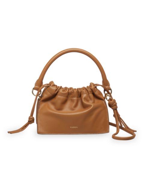 Yuzefi Mini Bom Leather Shoulder Bag | SaksFifthAvenue