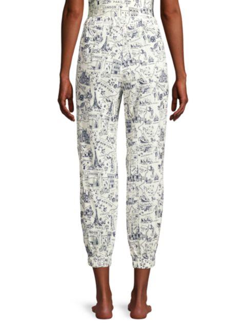 Tory Burch Beach Printed Pants   SaksFifthAvenue