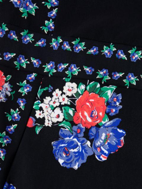 Tory Burch Floral One-Piece Swimsuit | SaksFifthAvenue