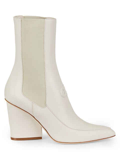 Marineo Leather Chelsea Boots