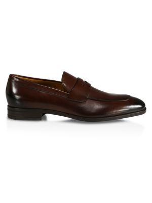 Hugo Boss Kensington Leather Loafers
