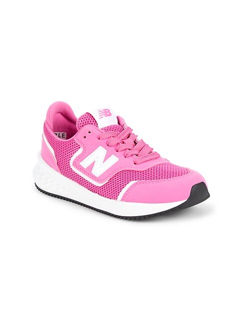 New Balance Girls X70 Mesh Sneakers