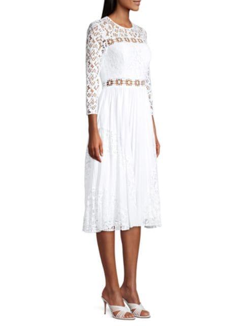 Lilly Pulitzer Aiden Lace Dress | SaksFifthAvenue