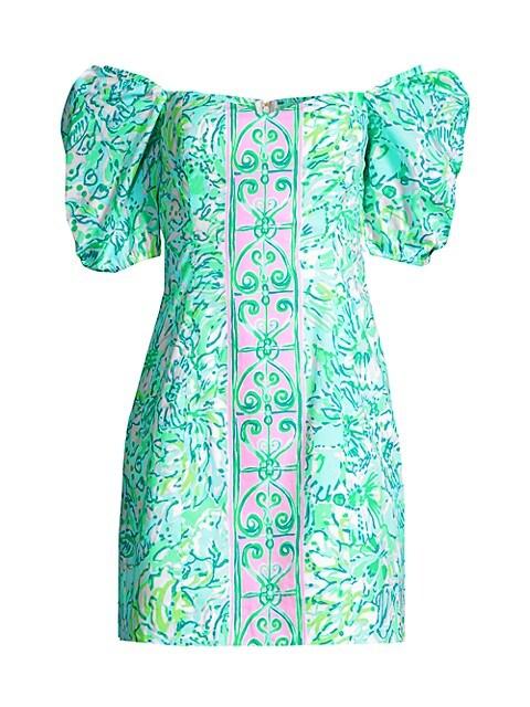 Daniela Floral Dress