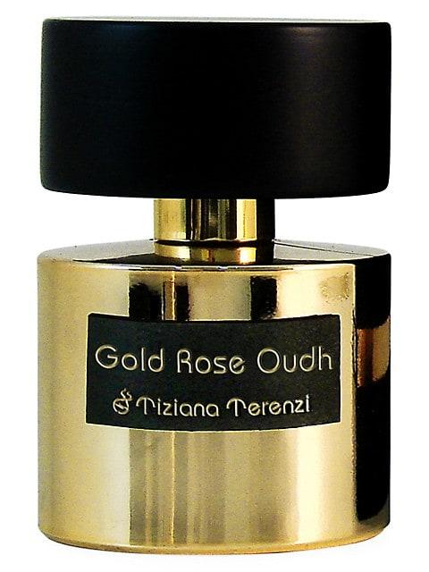 Gold Rose Oudh Extrait de Parfum
