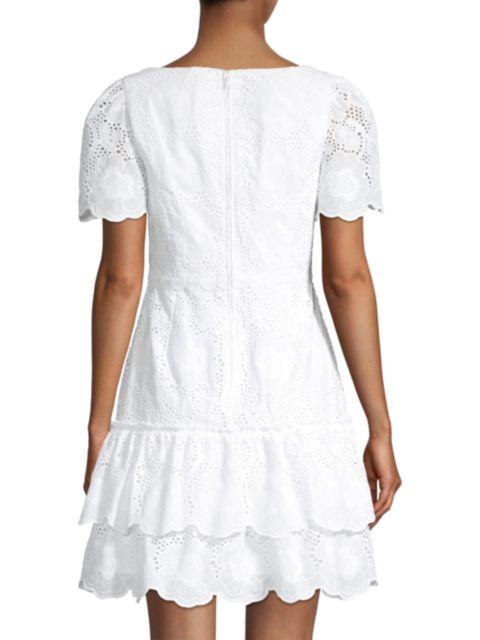 Lilly Pulitzer Bonni Eyelet Dress   SaksFifthAvenue