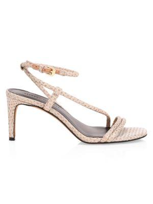 Rebecca Minkoff Nanine Glitter Sandals