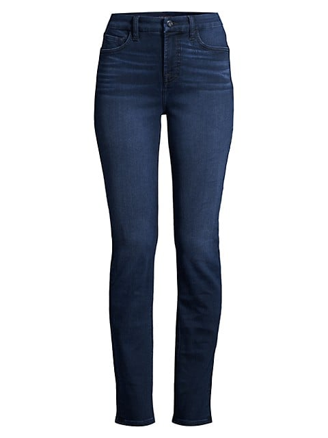 Slim Straight Sculpting Jeans