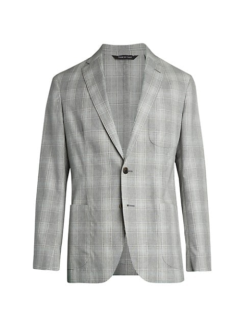 COLLECTION Plaid Sportcoat
