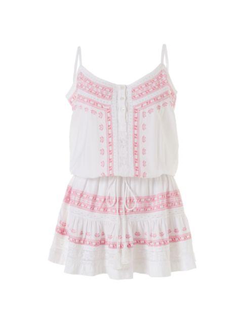 Melissa Odabash High Summer Karen Mini Dress   SaksFifthAvenue
