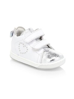 White or Black Infant Crib Shoes Soft Sole Baby Shoes Wee kids Baby-Girls Baby Boots Iridescent Leopard with//Fur Cuff