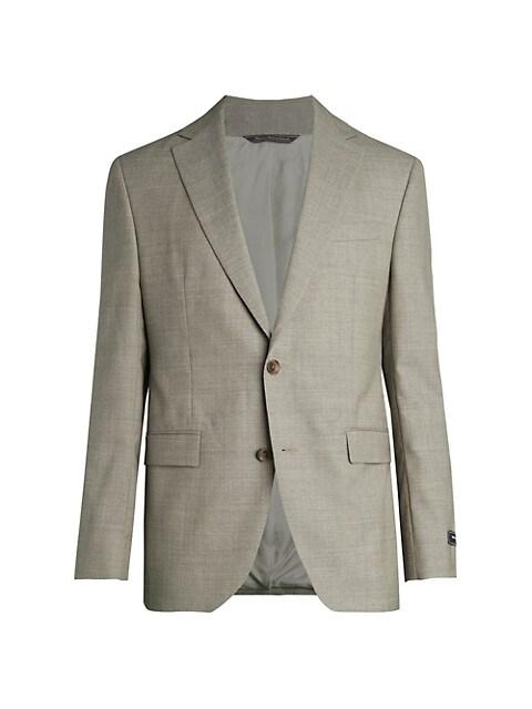 Slim-Fit Suit Seperate Sport Jacket