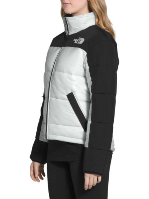 The North Face Himalayan Colorblock Puffer Jacket | SaksFifthAvenue
