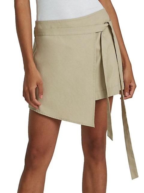 Refreshes The Soul Wrap Skirt