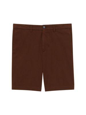 Theory Zaine Slim-Fit Chino Shorts