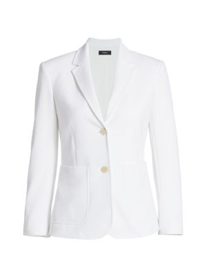 Theory Slim-Fit Blazer Jacket