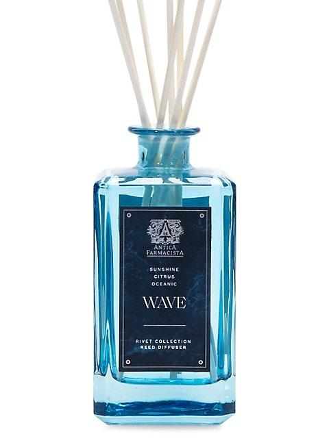Rivet Wave Reed Diffuser