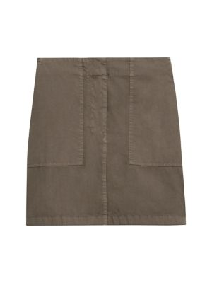 Theory Utility Pocket Skirt