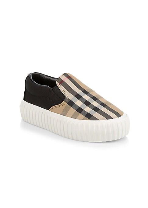 burberry baby shoe