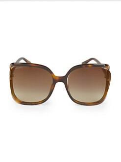 Oversized Sunglasses For Women Saks Com