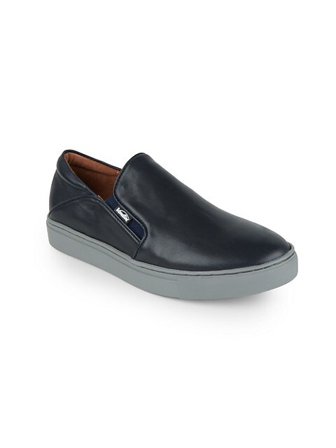 Boy's Reed Leather Sneakers