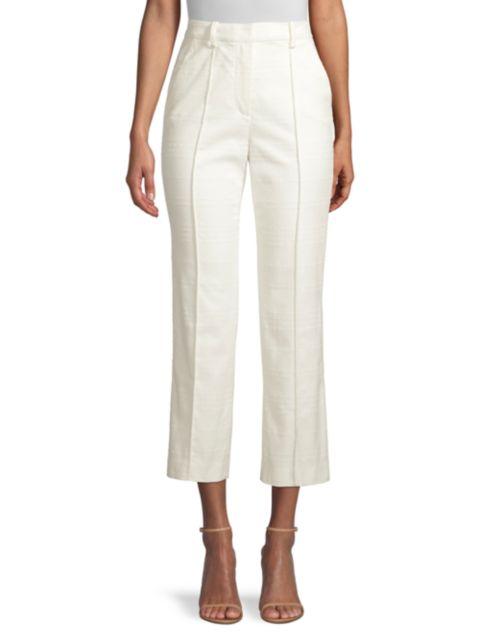 Rebecca Taylor Boucle Suit Pants | SaksFifthAvenue