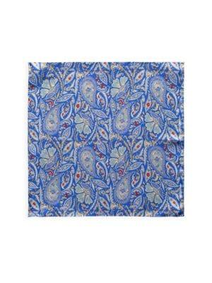 Albetro Mens Silk Pocket Square