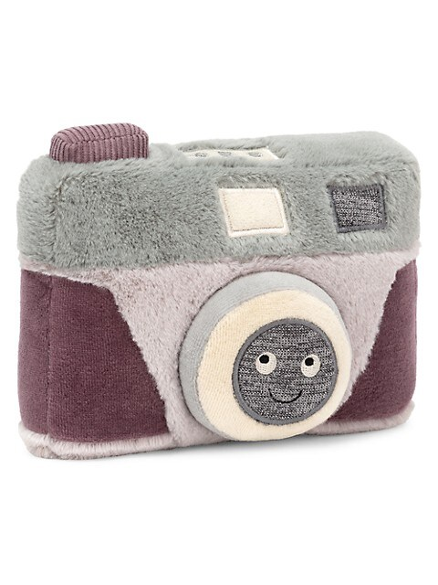Wiggedy Lilttle Snappers Plush Camera Toy