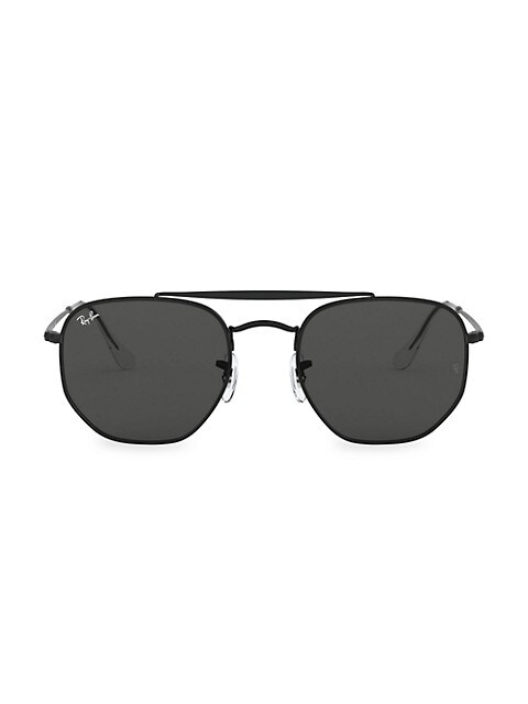 RB3648 54MM Hexagon Sunglasses