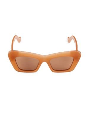 Loewe 50MM Cat Eye Sunglasses