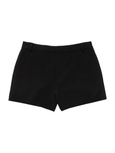 L'Agence Aneta Trouser Shorts | SaksFifthAvenue