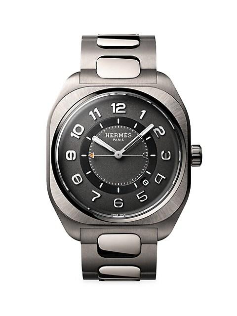 H08 39MM Titanium Bracelet Watch