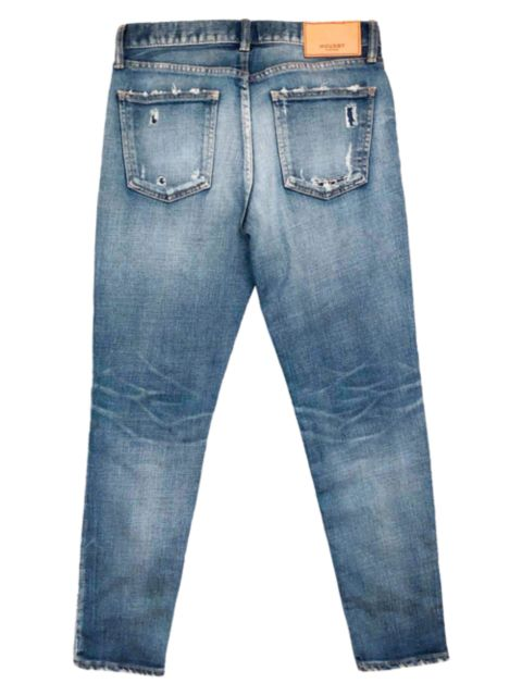 Moussy Vintage Lenwood Mid-Rise Cropped Skinny Jeans | SaksFifthAvenue