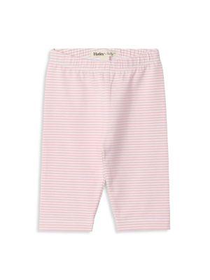 Hatley Baby Girl S Striped Capri Leggings Saks Com