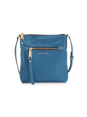 Marc Jacobs Women's Nylon Crossbody Bag In Blue