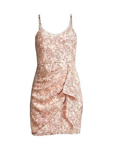 Darby Sequin Cocktail Dress