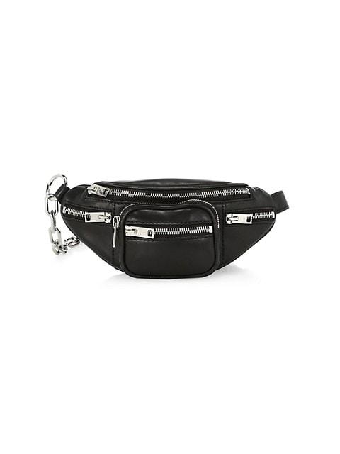 Mini Attica Leather Belt Bag