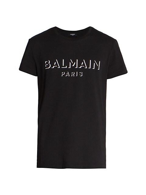 3D Logo Graphic T-Shirt