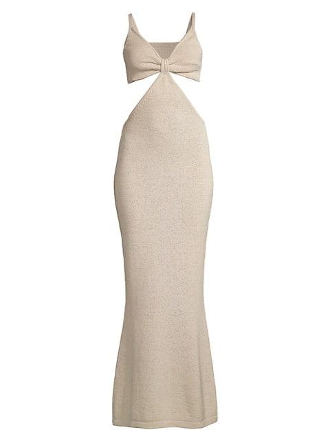 Serita Cutout Maxi Dress
