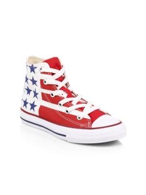 Kid's Live Free Hi Top Chuck Taylor Sneakers