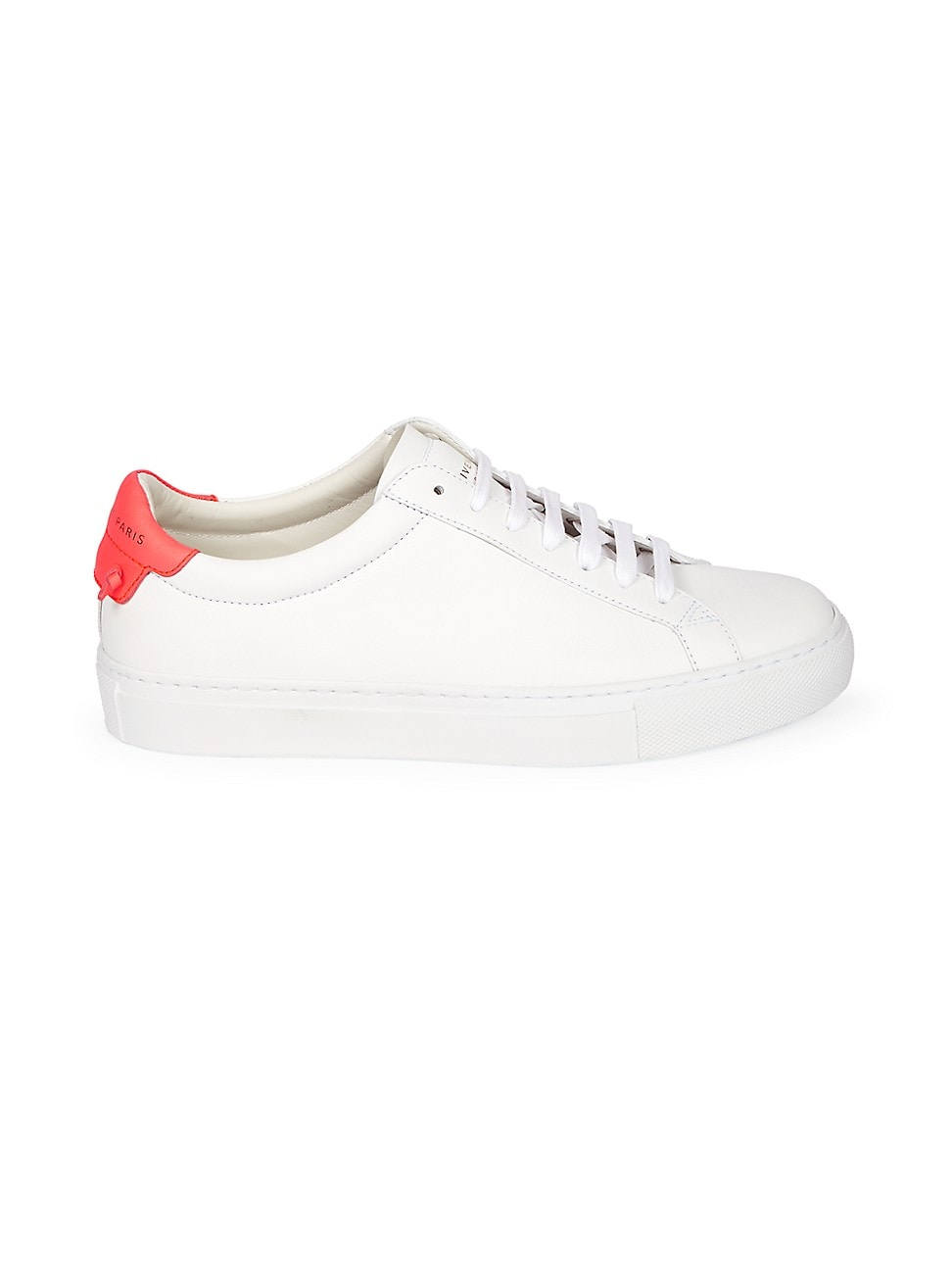 Givenchy Leathers WOMEN'S URBAN STREET LEATHER SNEAKERS